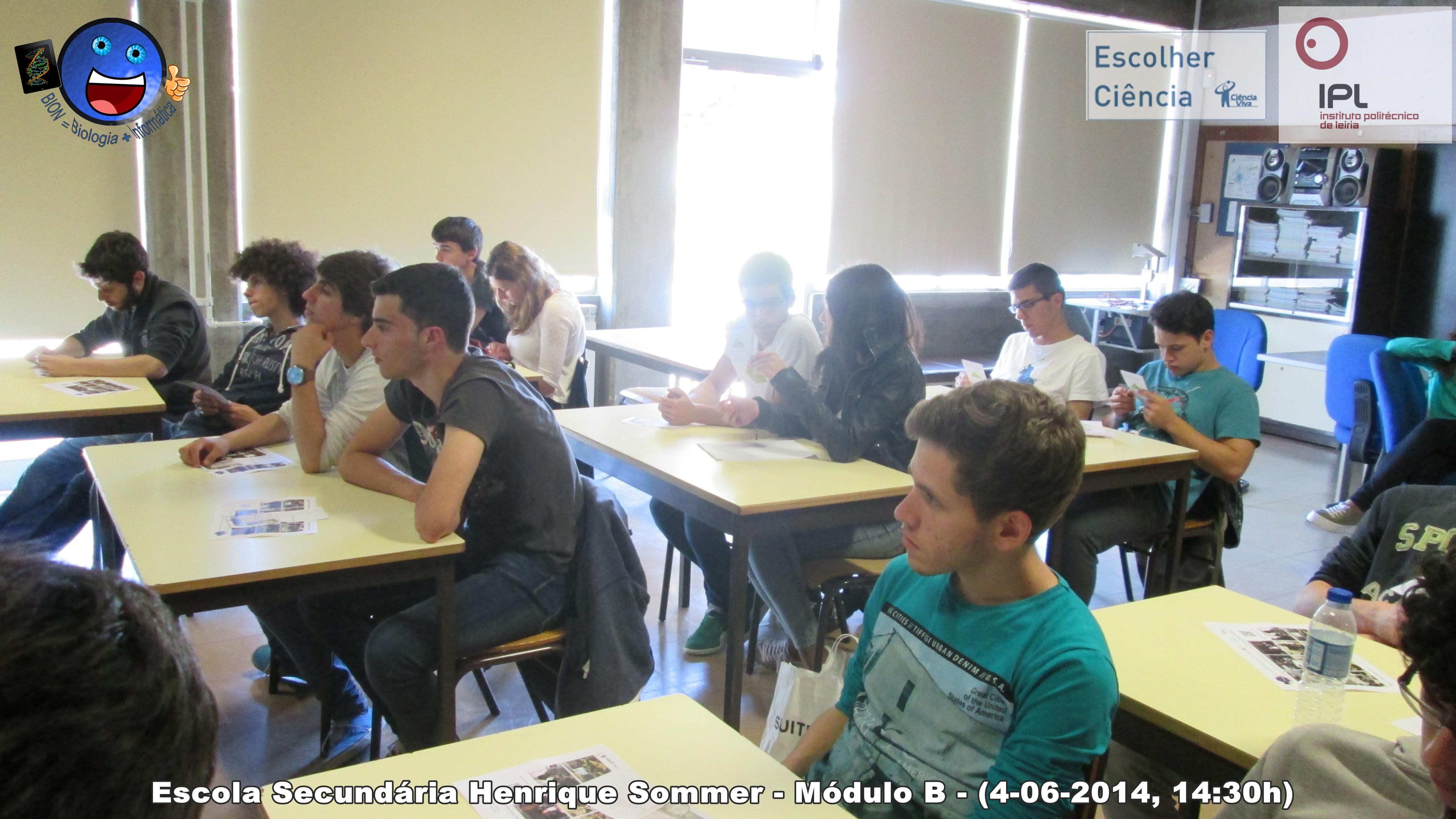 Modulo B - Escola Secundária Henr>                <input type=